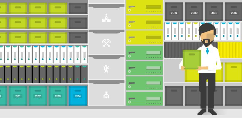 Статистика пользователей 2ГИС: правила ETL и препроцессинг данных