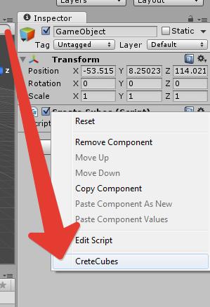 Скрипты для редактора в Unity3D