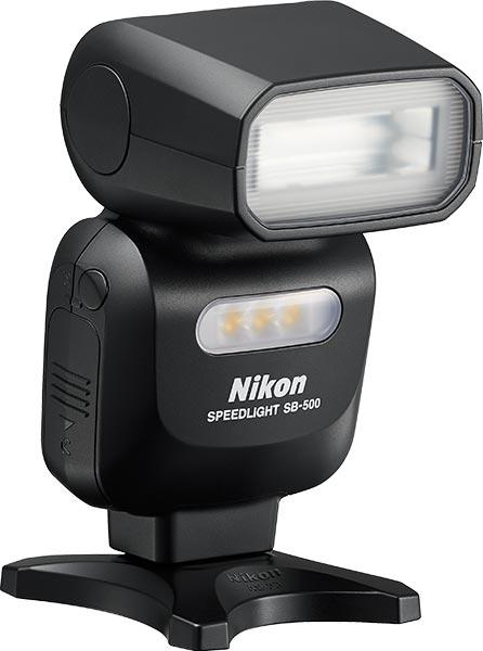 Продажи вспышки Nikon Speedlight SB-500 начинаются в этом месяце по цене $250