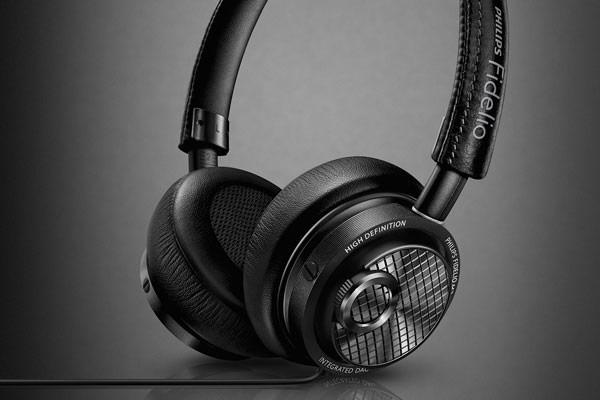 Наушники Philips Fidelio M2L поступят в продажу в декабре