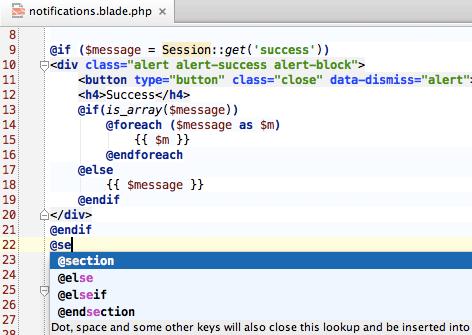 Новый PhpStorm 8: развиваемся вместе. Поддержка Blade, Behat, WordPress, удаленных PHP интерпретаторов и многое другое