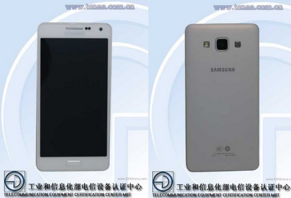Samsung Galaxy SM-A500