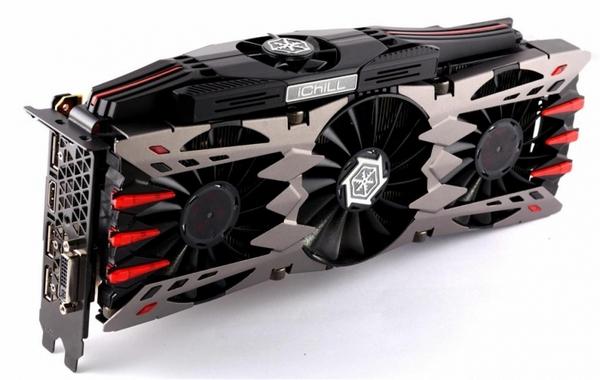 Inno3D GeForce GTX 980 iChill Air Boss HerculeZ X4