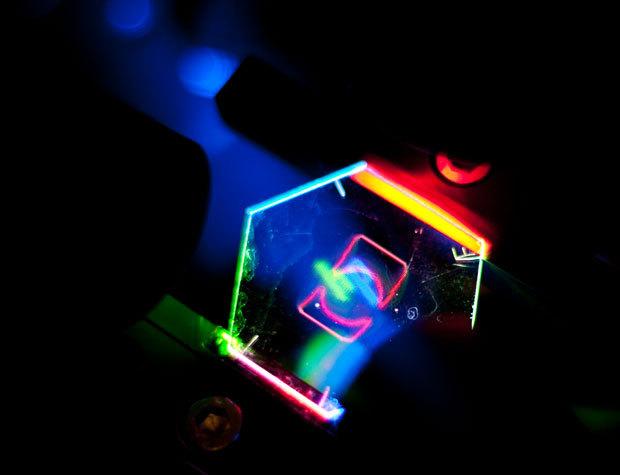 3D дисплеи для смартфонов