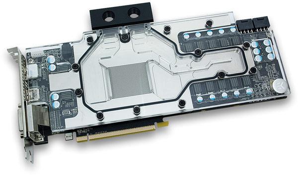 EK Water Blocks выпускает водоблок для 3D-карты Sapphire Vapor-X R9 290X