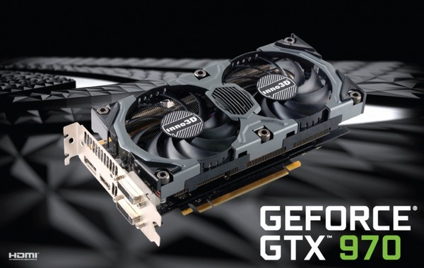 Inno3D GeForce GTX 970 GTX 980
