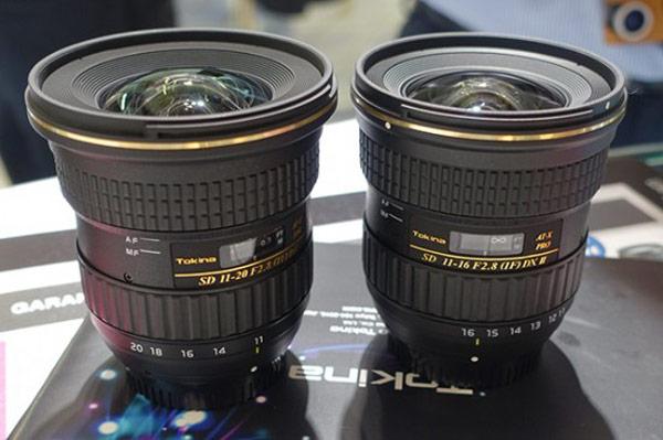 Объектив Tokina AT-X 11-20mm f/2.8 PRO DX идет на смену объективу Tokina AT-X 11-16 f/2.8 PRO DX II