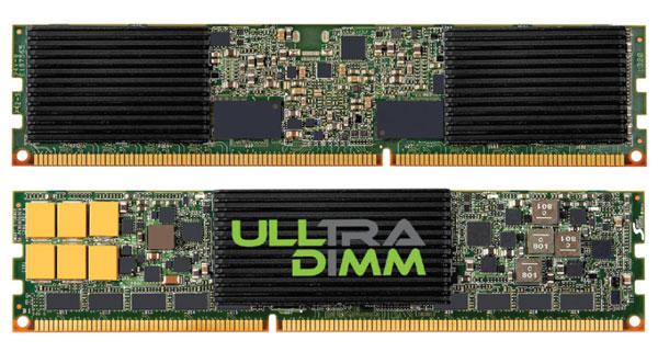 Твердотельные накопители SanDisk ULLtraDIMM в форме модулей памяти войдут в конфигурацию серверов Huawei RH8100 V3