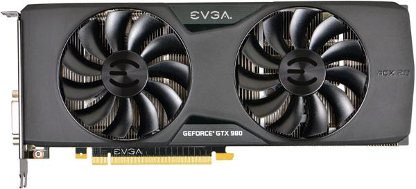EVGA GeForce GTX 980 ACX 2.0 (04G-P4-2981)