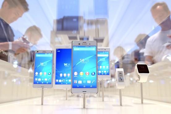 Sony не претендует на роль одного из основных поставщиков смартфонов