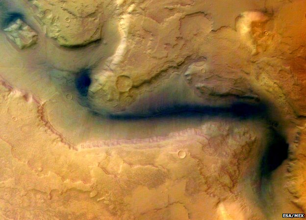 Космический аппарат Maven успешно прибыл на орбиту Марса