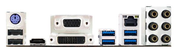 Оснащение платы Biostar Hi-Fi Z97Z7 включает слоты SATA Express и M.2