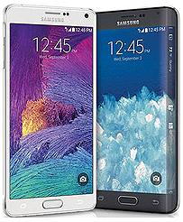 Дисплей Samsung Galaxy Note 4 превосходит дисплеи AMOLED, используемые в Samsung Galaxy S5 и Samsung Galaxy Note 3