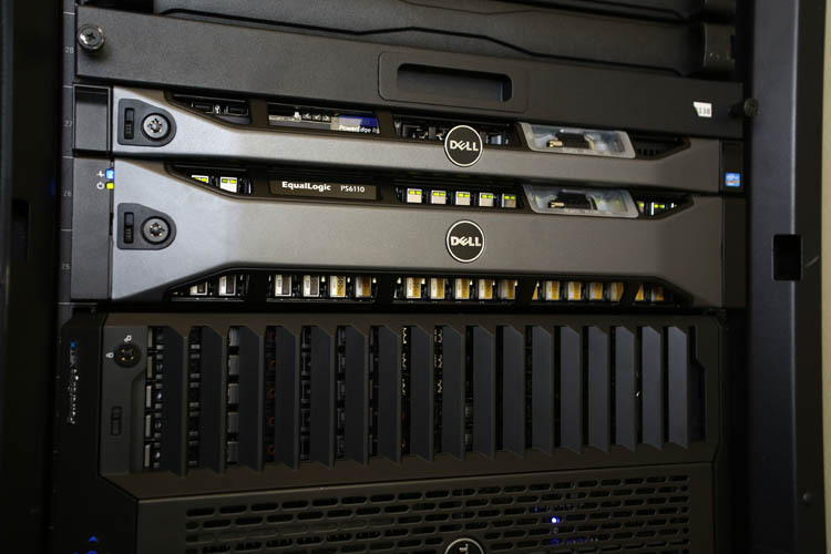 Как железо Dell ездит, монтируется и обслуживается + пример внедрения