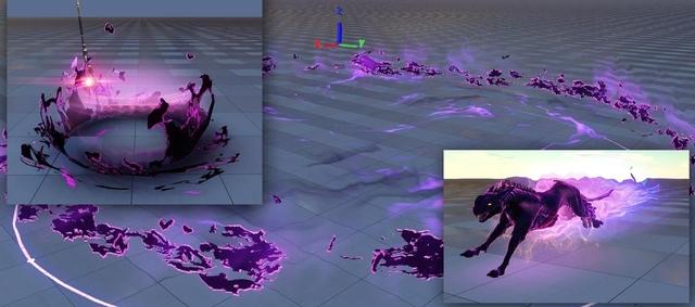 Визуальные эффекты для Skyforge: теория и практические советы