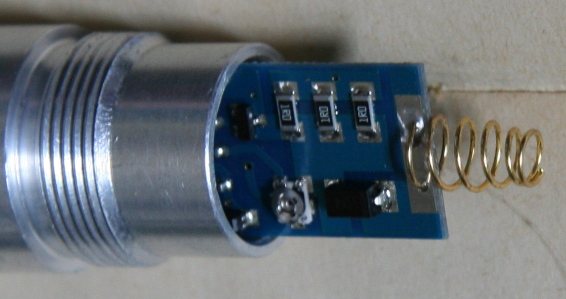 Лазер в разрезе. Как я искал титанил фосфат калия и бета борат бария среди алюминиевых опилок