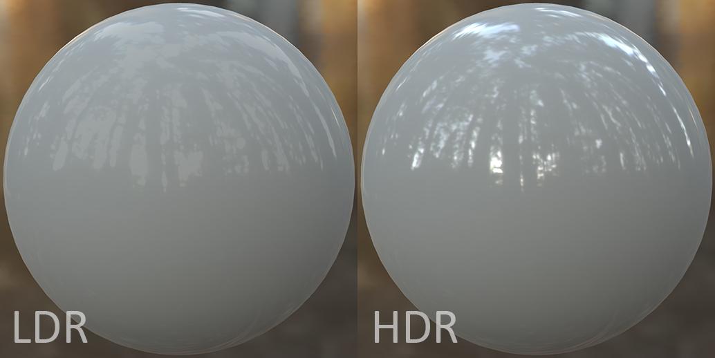 HDR vs LDR, реализация HDR Rendering