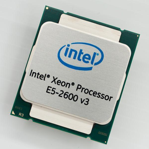 Intel представил новое семейство серверных микросхем