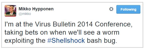 Всё, что вы хотели знать об уязвимости Shellshock (но боялись спросить)