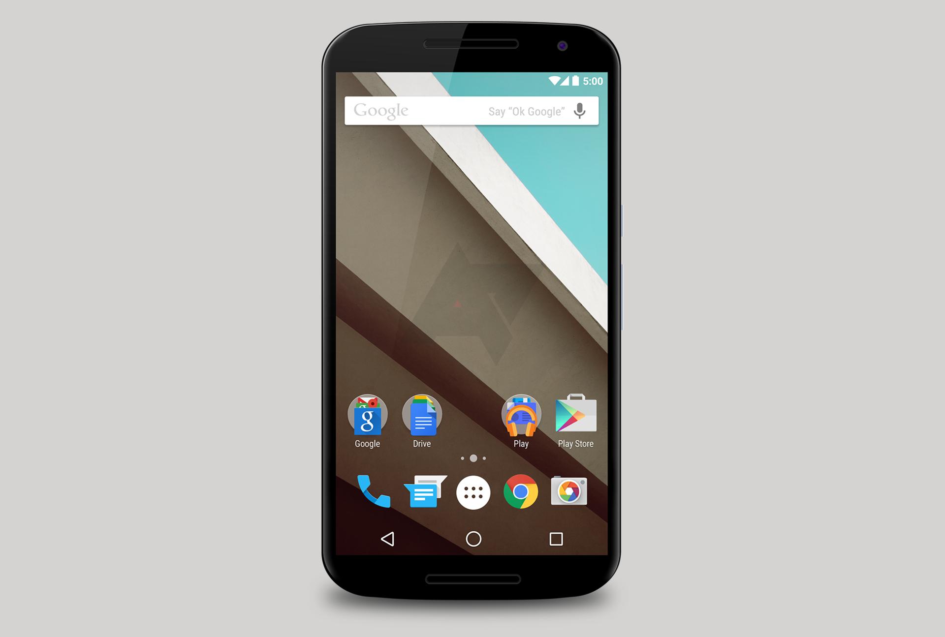 Это Motorola Nexus 6: 5,9 дюймов и 3200 мАч