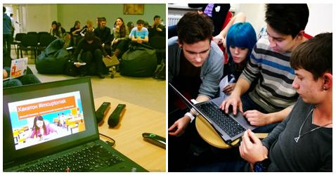 Майкрософт и ФРИИ приглашают на серию студенческих хакатонов Imagine Cup