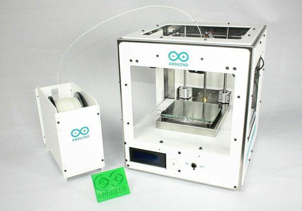 Цена 3D-принтера Arduino Materia 101 пока не названа