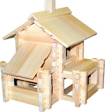 WoodyMac — деревянный конструктор будущего