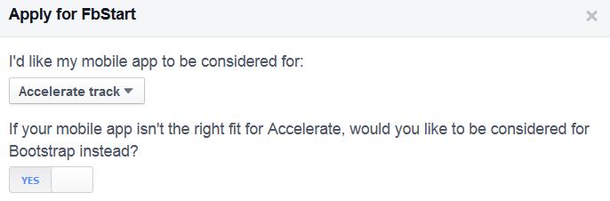 Как мы прошли в FbStart от Facebook, и с чем его едят