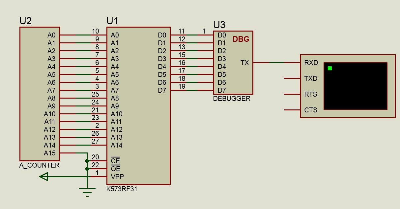 Создание модели электронного компонента для Proteus на Lua