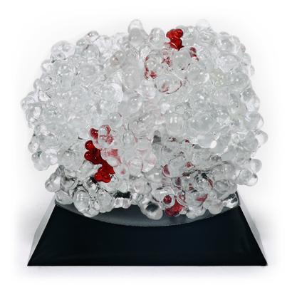 3D печать моделей молекул белка