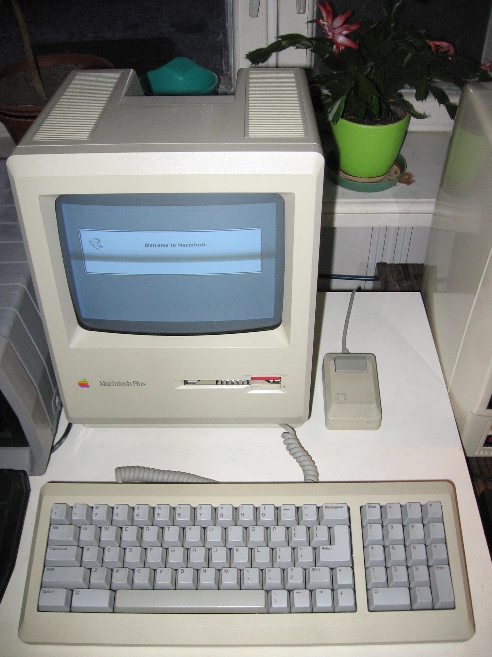 Ещё один обзор частной коллекции раритетной вычислительной техники