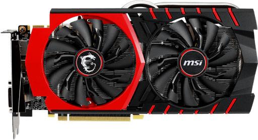 На 3D-карте MSI GeForce GTX 970 Gaming LE установлена система охлаждения TwinFrozr V