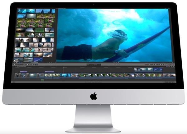 Какой будет графическая подсистема новых компьютеров Apple iMac — пока можно только догадываться