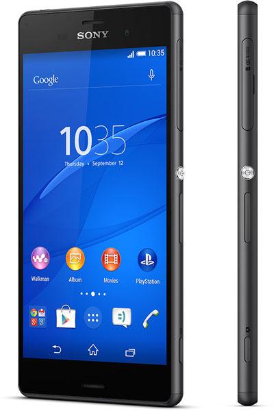 Sony подтверждает, что Xperia Z3 будет доступен в варианте с 32 ГБ флэш-памяти