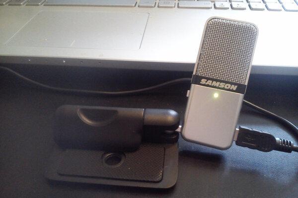Разговорное радио на коленке