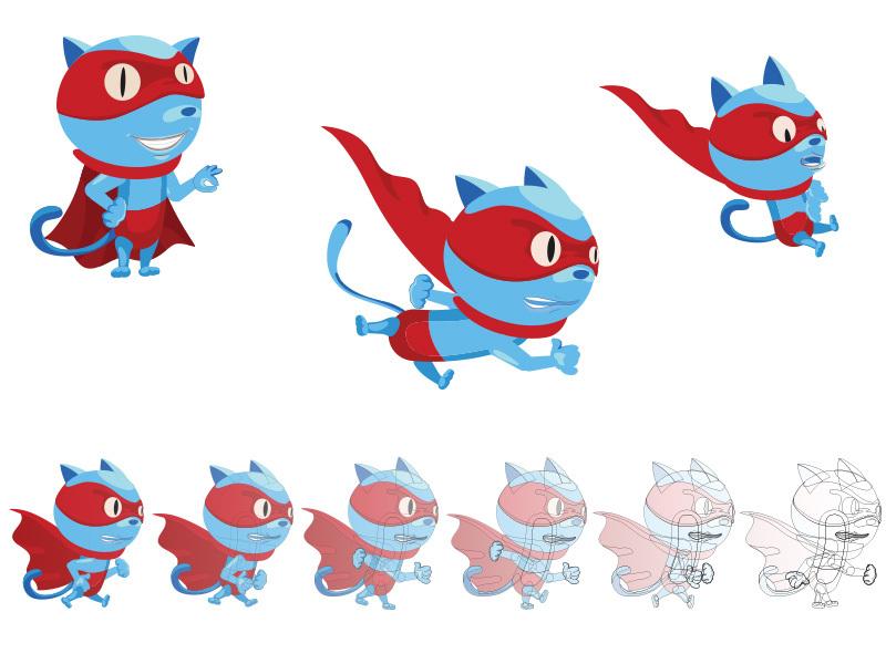 Делаем HTML5 квест: создаём персонажа и базовую анимацию
