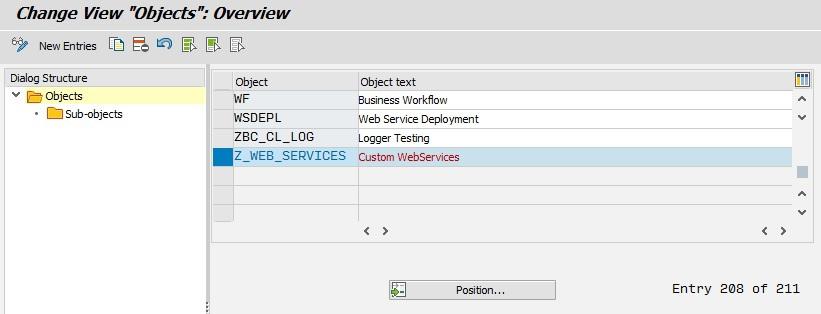 Ещё один логгер для SAP