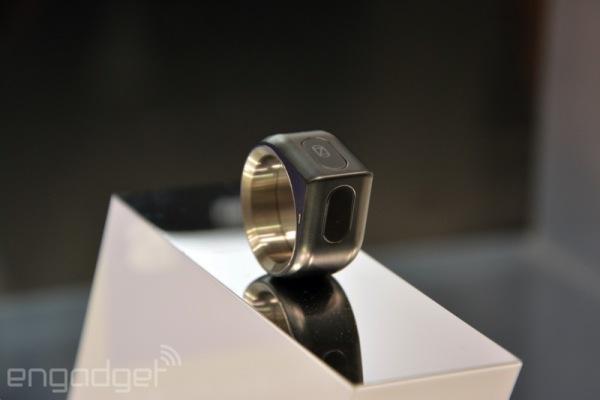 Умное кольцо Ring — управление окружающей техникой при помощи жестов