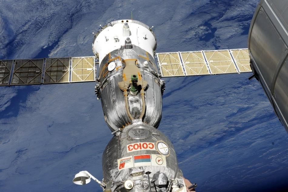 На «Союзе» к МКС и обратно