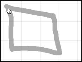 Жест четырёхугольник