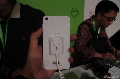 Huawei Honor 6 Extreme Edition раскрывает технические характеристики