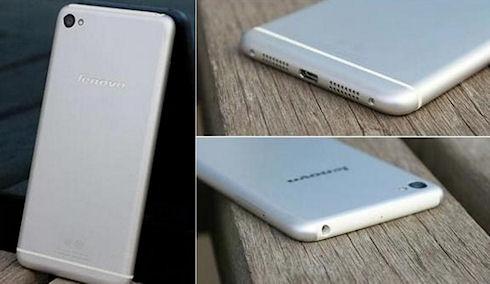 Lenovo создала пародию на iPhone 6