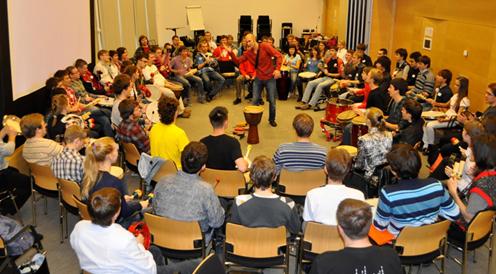Приглашаем в программу студентов партнёров! Регистрация–до 20 октября 2014 г