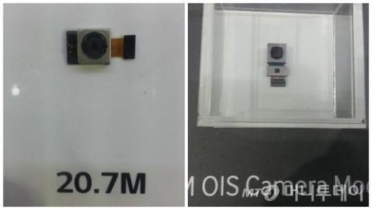 Samsung LG камеры