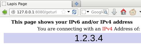 web-proxy result