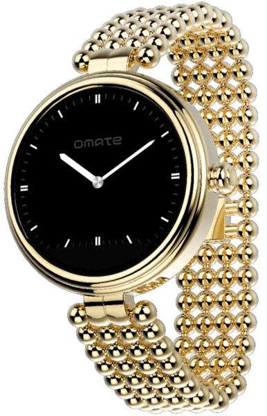 Женские умные часы Omate Lutetia построены на однокристальной системе MediaTek MT2502 Aster