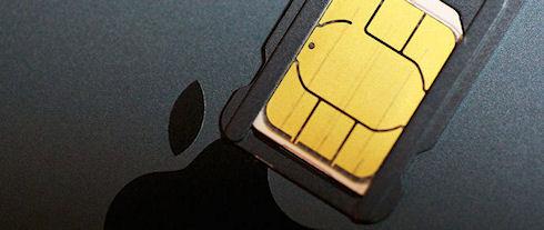 Новая SIM карта Apple позволит переключаться между операторами «на лету»