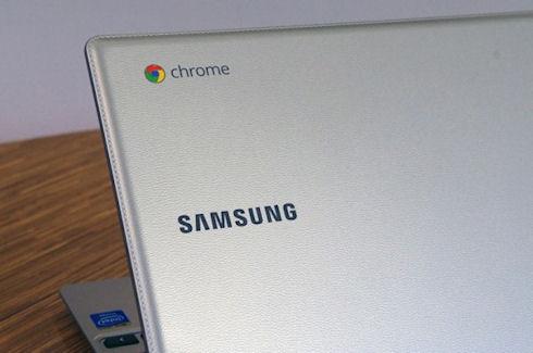 Презентация нового Chromebook от Samsung