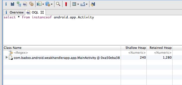 Борьба с утечками памяти в Android. Часть 1