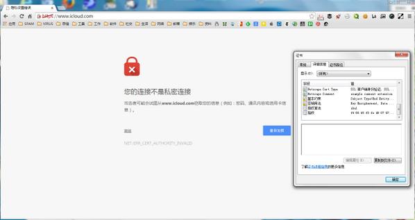 Китай осуществляет MiTM атаку на пользователей iCloud